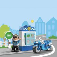 LEGO® DUPLO® 10900 Policajná motorka 6