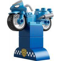LEGO® DUPLO® 10900 Policajná motorka 4