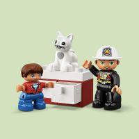 LEGO® DUPLO® 10901 Hasičské auto 4