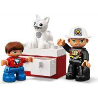 LEGO® DUPLO® 10901 Hasičské auto 3