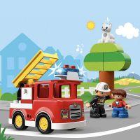 LEGO® DUPLO® 10901 Hasičské auto 5