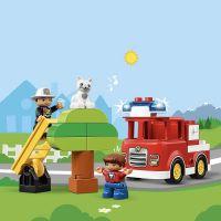 LEGO® DUPLO® 10901 Hasičské auto 6