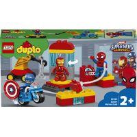 LEGO® DUPLO® 10921 Laboratoř superhrdinů 6
