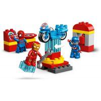 LEGO® DUPLO® 10921 Laboratoř superhrdinů 3