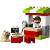 LEGO Duplo 10927 Stánek s pizzou