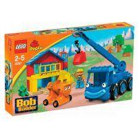 LEGO DUPLO 3597 - Lůďa a Julča při práci 2
