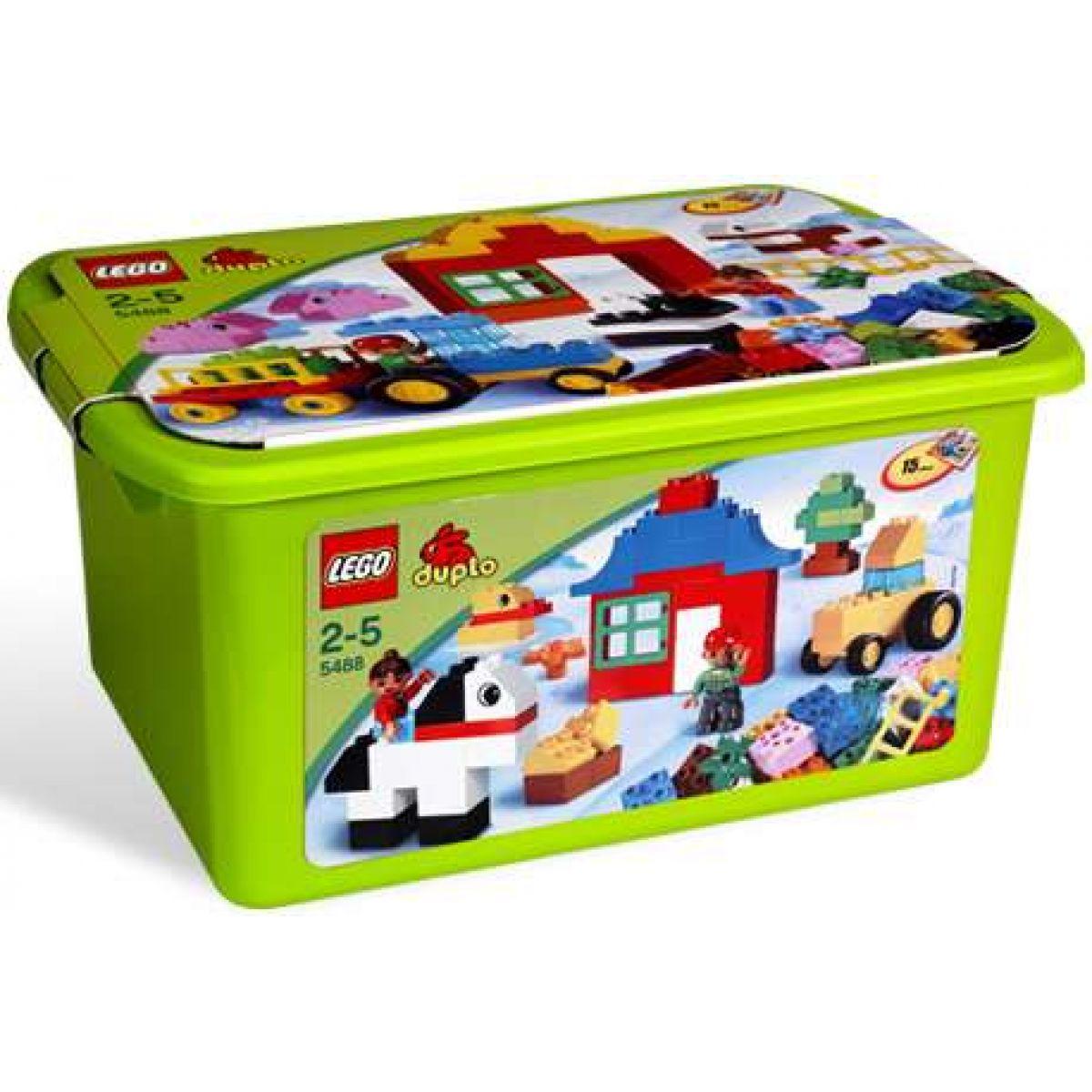 LEGO DUPLO 5488 Box Exklusive