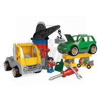 LEGO DUPLO 5641 Rušná autoopravna 2