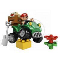 LEGO DUPLO 5645 Farmářova čtyřkolka 3