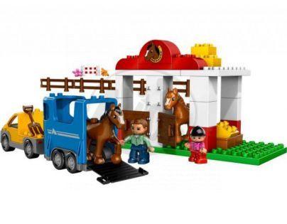 LEGO DUPLO 5648 Koňské stáje