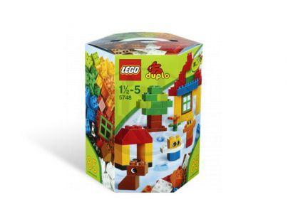 LEGO DUPLO 5748 Kreativní stavebnice