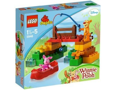 LEGO DUPLO 5946 - Expedice s tygříkem