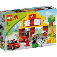 LEGO DUPLO 6138 Moje první hasičská stanice - Poškozený obal
