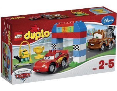 LEGO DUPLO Cars ™ 10600 - Disney Pixar Cars™ – Klasický závod