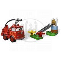 LEGO Cars 6132 - Hasičské auto 4