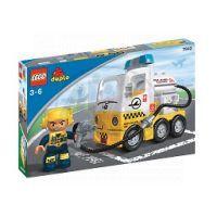 LEGO DUPLO Cisterna s leteckým benzínem