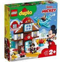 LEGO Duplo Disney 10889 TM Mickeyho prázdninový dům - Poškozený obal