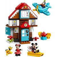 LEGO Duplo Disney 10889 TM Mickeyho prázdninový dům 2