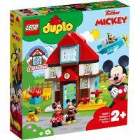 LEGO Duplo Disney 10889 TM Mickeyho prázdninový dům 4