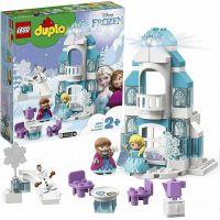LEGO Duplo Disney ™ 10899 Zámek z Ledového království 6