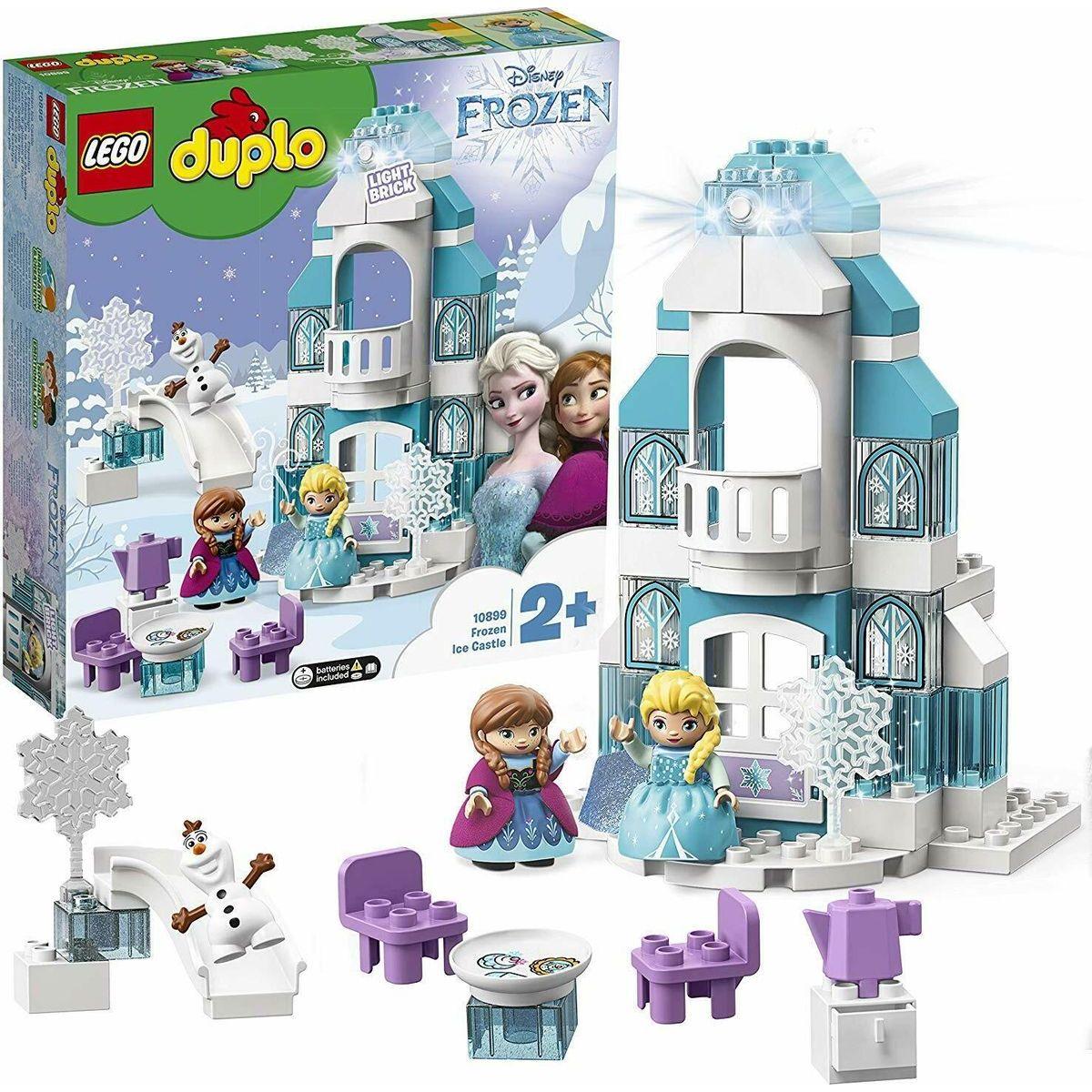 LEGO® DUPLO® Disney ™ 10899 Zámek z Ledového království