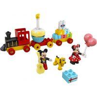 LEGO DUPLO Disney ™ 10941 Narozeninový vláček Mickeyho a Minnie