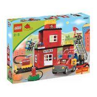 LEGO DUPLO Hasičská základna