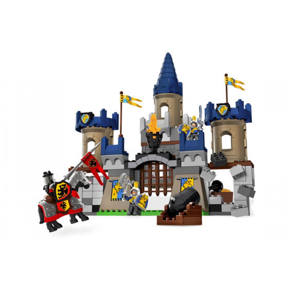 LEGO DUPLO Hrady - HRAD