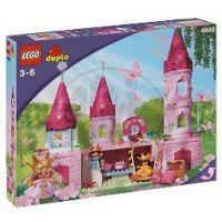 LEGO DUPLO Palác pro princezny