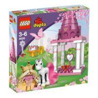 LEGO DUPLO Princezna na pikniku s poníkem