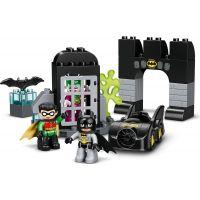 LEGO Duplo Super Heroes 10919 Batmanova jeskyně 3