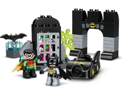LEGO Duplo Super Heroes 10919 Batmanova jeskyně