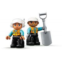 LEGO Duplo Town 10391 Náklaďák a pásový bagr 3