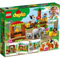 LEGO Duplo Town 10906 Tropický ostrov 5
