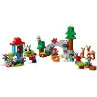 LEGO® DUPLO® Town 10907 Zvieratá sveta 3
