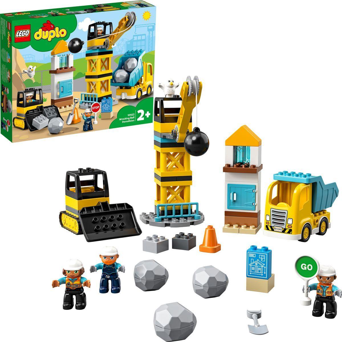 LEGO® DUPLO® Town 10932 Demolice na staveništi