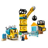 LEGO® DUPLO® Town 10932 Demolice na staveništi 6