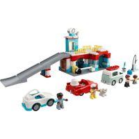 LEGO® DUPLO® Town 10948 Garáž a myčka aut 2