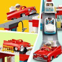 LEGO® DUPLO® Town 10948 Garáž a myčka aut 6
