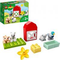 LEGO® DUPLO® Town 10949 Zvířátka z farmy