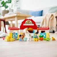 LEGO® DUPLO® Town 10951 Stajňa s poníkmi 5