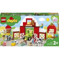 LEGO DUPLO Town 10952 Stodola, traktor a zvířátka z farmy 2