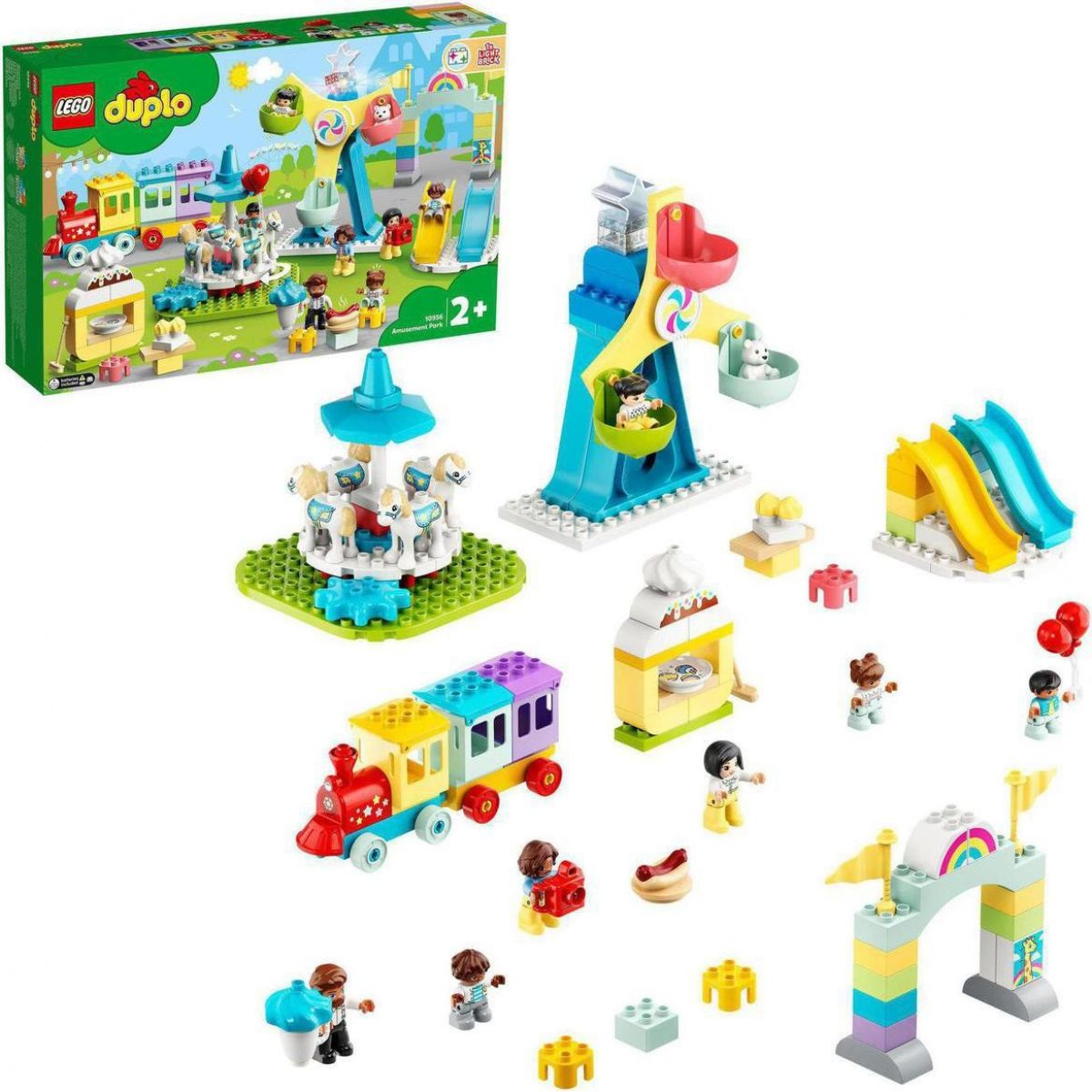 LEGO® DUPLO® Town 10956 Zábavní park