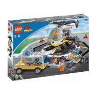 LEGO DUPLO Záchranná jednotka