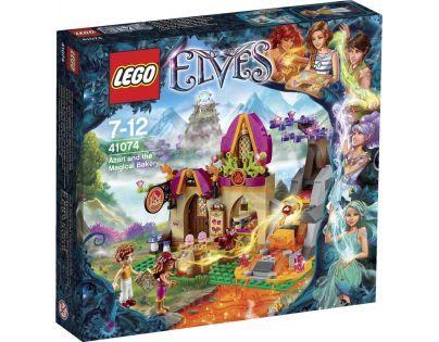 LEGO Elves 41074 - Azari a kouzelná pekárna