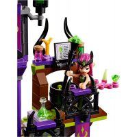 LEGO Elves 41180 Ragana a kouzelný temný hrad 4