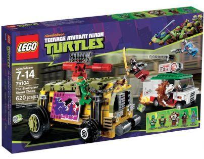 LEGO Ninja Turtles 79104 - Želví pouliční honička
