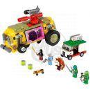 LEGO Ninja Turtles 79104 - Želví pouliční honička 2