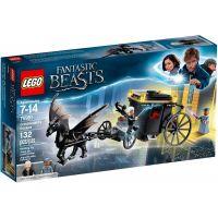 LEGO Fantastic Beats 75951 Grindelwaldův útěk