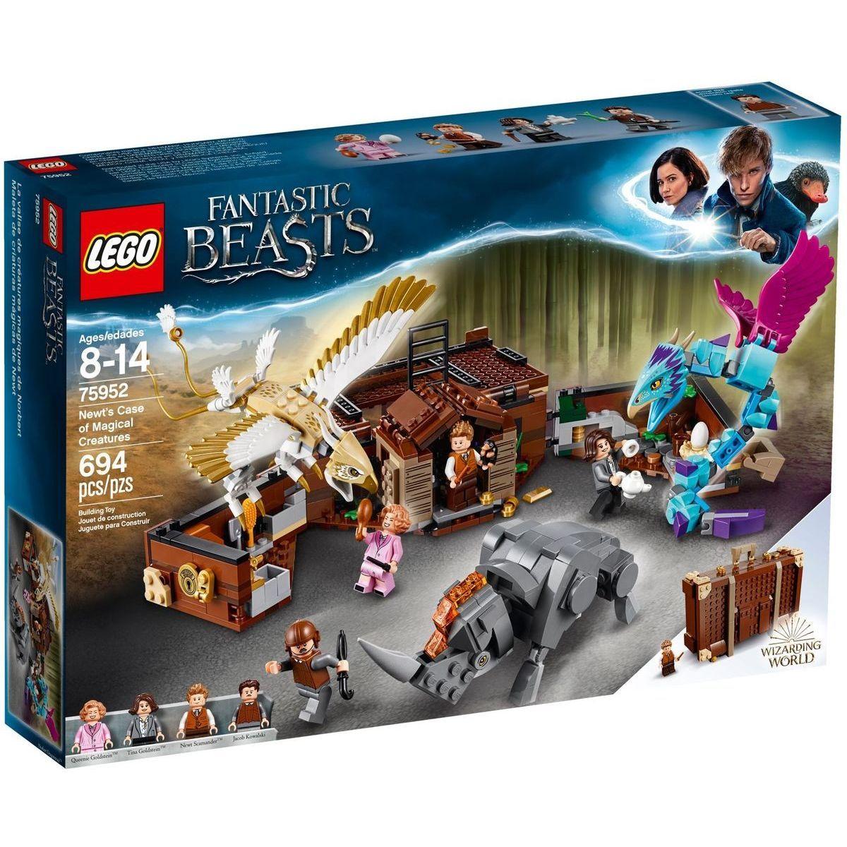 LEGO Fantastic Beats 75952 Mlokův kufr plný kouzelných tvorů